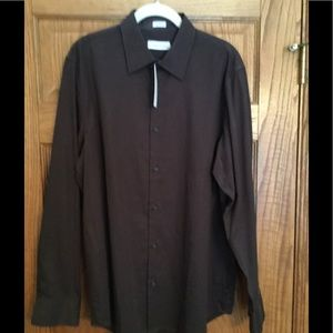 Men's Calvin Klein Dress Shirt. BNWT.